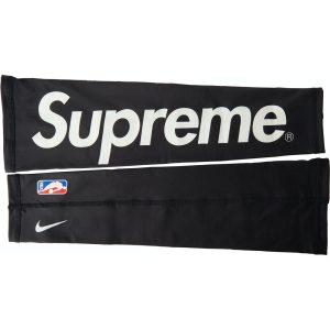 Supreme x Nike NBA Shooting Sleeve 2 Pack Black