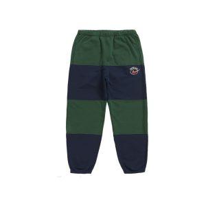 Supreme x Nike Stripe Sweatpant Navy