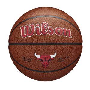 Wilson Chicago Bulls Team Alliance NBA Basketball 1