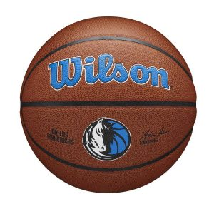 Wilson Dallas Mavericks Team Alliance NBA Basketball 1
