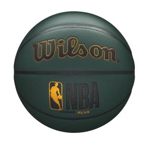 Wilson Forest Green Forge Plus Series NBA Basketball 1