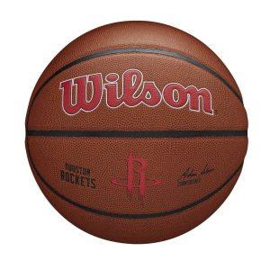 Wilson Houston Rockets Team Alliance NBA Basketball 1