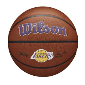 Wilson Los Angeles Lakers Team Alliance NBA Basketball 1