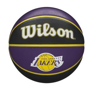 Wilson Los Angeles Lakers Team Tribute NBA Basketball 1