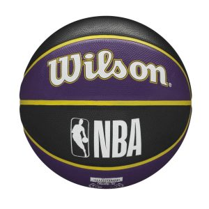 Wilson Los Angeles Lakers Team Tribute NBA Basketball 2