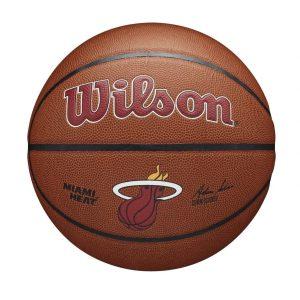 Wilson Miami Heat Team Alliance NBA Basketball 1