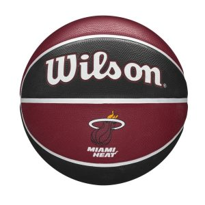 Wilson Miami Heat Team Tribute NBA Basketball 1
