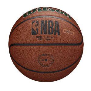 Wilson Milwaukee Bucks Team Alliance NBA Basketball 2