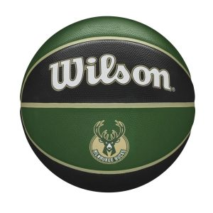 Wilson Milwaukee Bucks Team Tribute NBA Basketball 1
