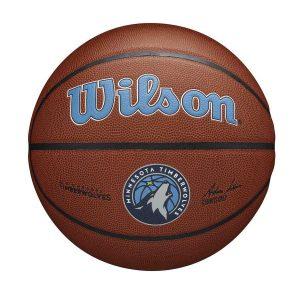 Wilson Minnesota Timberwolves Team Alliance NBA Basketball 1