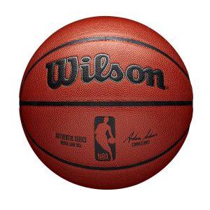 Wilson NBA Authentic Series Indoor Basketball 1