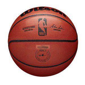 Wilson NBA Authentic Series Indoor Basketball 2