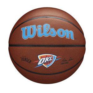 Wilson Oklahoma City Thunder Team Alliance NBA Basketball 1