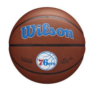 Wilson Philadelphia 76ers Team Alliance NBA Basketball 1