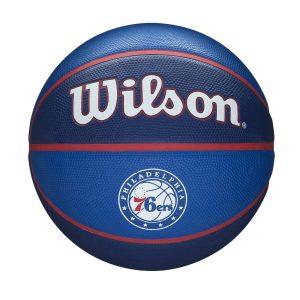 Wilson Philadelphia 76ers Team Tribute NBA Basketball