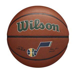 Wilson Utah Jazz Team Alliance NBA Basketball 1