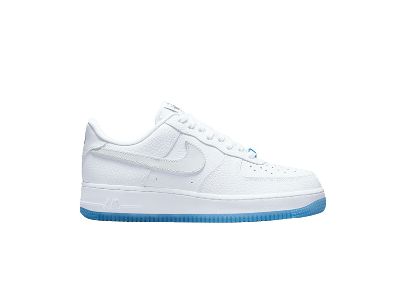 Wmns Nike Air Force 1 07 LX UV Reactive Swoosh