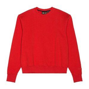 adidas Pharrell Williams Basics Crewneck Sweatshirt Active Red