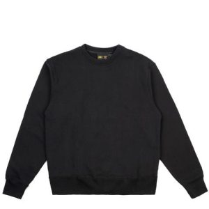 adidas Pharrell Williams Basics Crewneck Sweatshirt Black 7