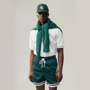 Aime Leon Dore Court Short Green 1