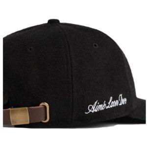 Aime Leon Dore New Era Wool Mets Hat Black 1