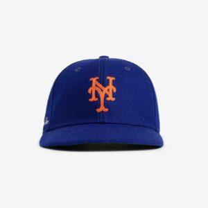 Aime Leon Dore New Era Wool Mets Hat Blue 1.1