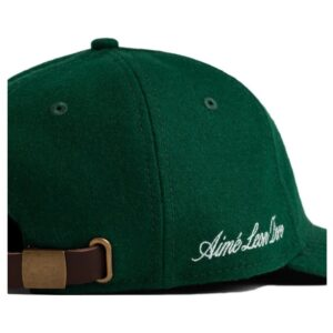 Aime Leon Dore New Era Wool Mets Hat Green 2