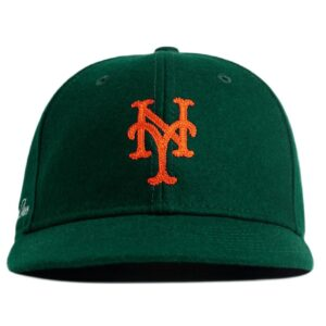 Aime Leon Dore New Era Wool Mets Hat Green