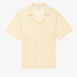Aime Leon Dore Rico Shirt Yellow