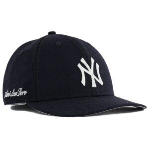 Aime Leon Dore x New Era Chain Stitch Yankees Hat Navy 1.7