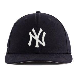 Aime Leon Dore x New Era Chain Stitch Yankees Hat Navy