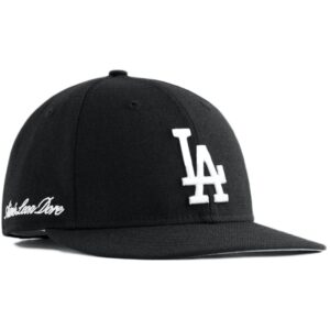 Aime Leon Dore x New Era Dodgers Hat Black 1