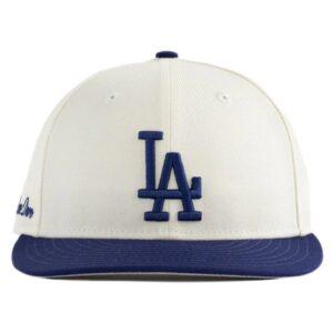 Aime Leon Dore x New Era Dodgers Hat IvoryBlue 1.2