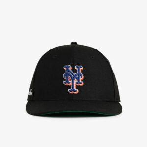 Aime Leon Dore x New Era Mets Hat Black