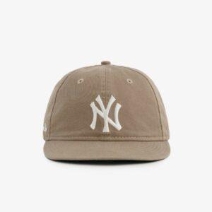 Aime Leon Dore x New Era Washed Chino Yankees 2021 Hat Khaki
