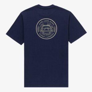 Aime Leon Dore x Porsche 911SC Grille Badge T shirt Navy