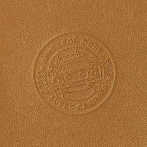 Aime Leon Dore x Porsche 911SC Small Leather Pouch Brown 1