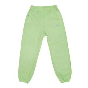 Awake Embroidered Logo Sweatpants Light Green