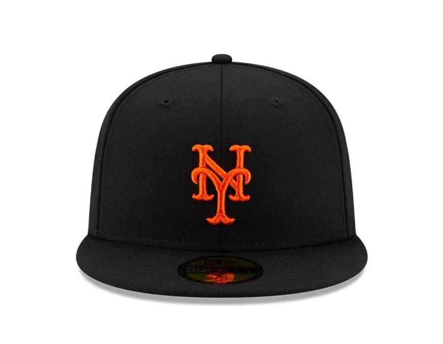 Awake Subway Series New York Mets New Era Fitted Cap Black