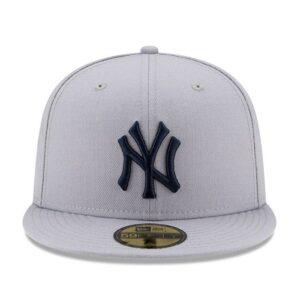 Awake Subway Series New York Yankees New Era Fitted Cap Gray