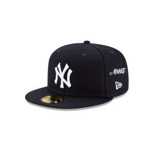 Awake Subway Series New York Yankees New Era Fitted Cap Navy 1