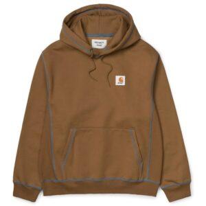 Awake x Carhartt WIP Classic Sweatshirt Brown 1.1