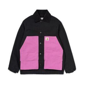 Awake x Carhartt WIP Michigan Chore Coat Black
