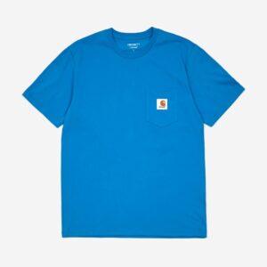 Awake x Carhartt WIP T Shirt Blue