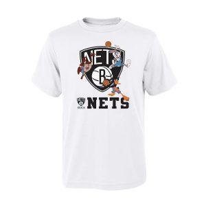 Brooklyn Nets Warmin Up T Shirt Youth