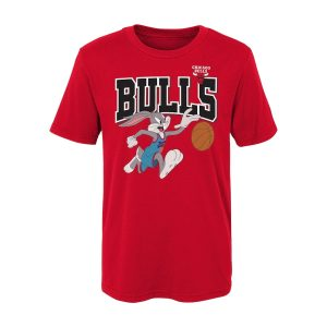 Chicago Bulls Big Time T Shirt Kids
