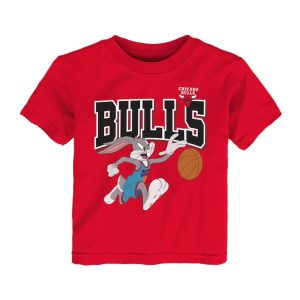 Chicago Bulls Big Time T Shirt Toddler