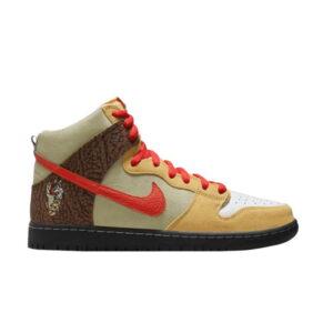 Color Skates x Nike Dunk High SB Kebab and Destroy