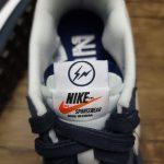 Fragment Design x sacai x Nike LDV Waffle Blackened Blue 11
