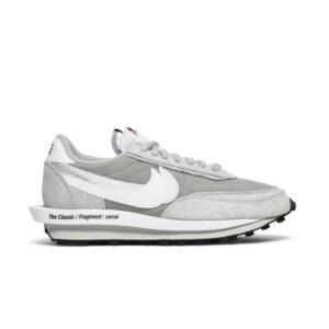 Fragment Design x sacai x Nike LDV Waffle Light Smoke Grey